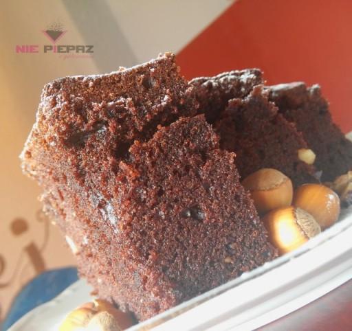 Ciasto czekoladowe, bez czekolady